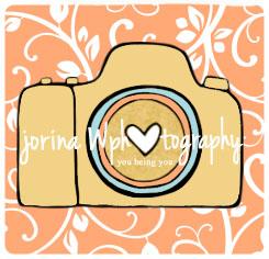 jorina W photography logo